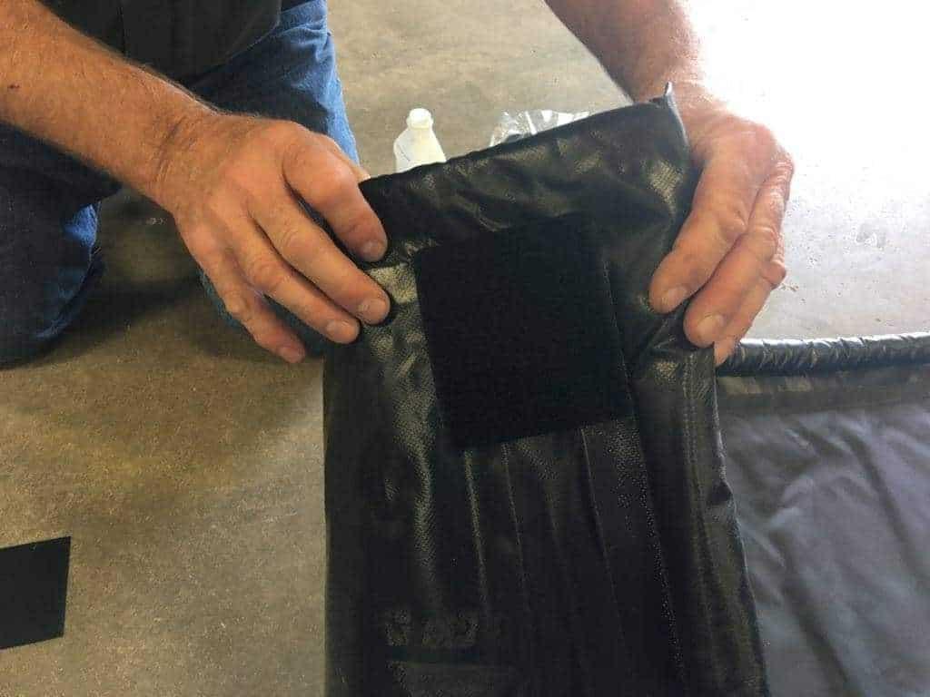 Stay-Put Corners - garage floor containment mat - AutoFloorGuard reviews