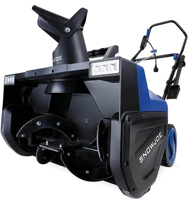 Snow Joe SJ627E Electric Snow Thrower - snow blower - AutoFloorGuard