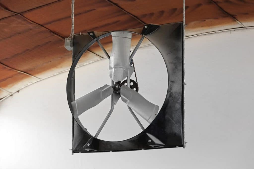 install fan to avoid snow runoff - AutoFloorGuard
